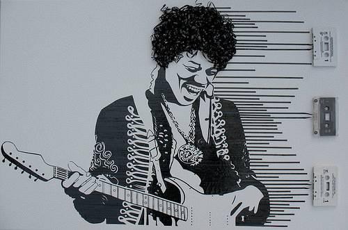 Jimi Hendrix - Προτραίτο από ταινία
